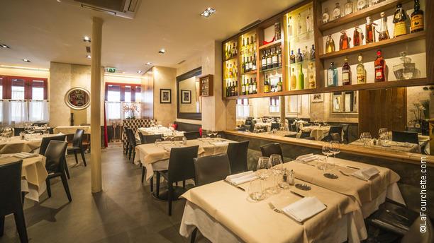 Restaurant Bon Et Pas Cher Porte Maillot