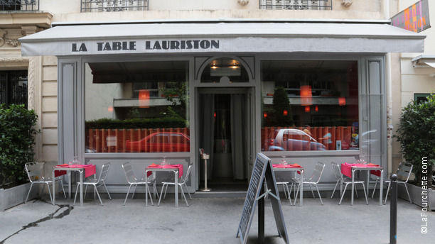 La Table Lauriston