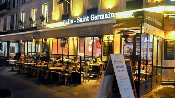 Le Latin Saint-Germain
