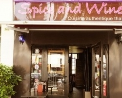restaurant Spice and Wine