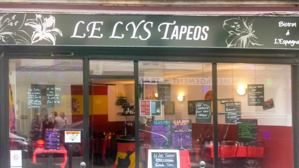 Le Lys Tapeos