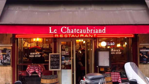 Le Châteaubriand