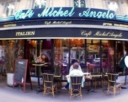 restaurant Café Michel Angelo