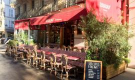 restaurant Loulou' Friendly Diner