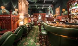 restaurant Duke's Bar – Hôtel Westminster Paris