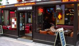 restaurant Au Diable des Lombards