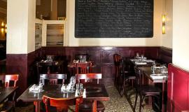 restaurant Le Chateaubriand