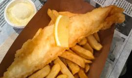 restaurant Malins Fish and Chips