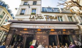 restaurant Le Vrai Paris