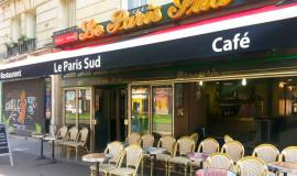 restaurant Le Paris Sud