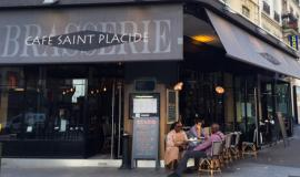 restaurant Le Saint Placide