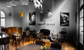 restaurant Café Harcourt By Dalloyau