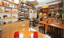 restaurant Le Pot de Vins