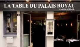 restaurant La Table du Palais Royal