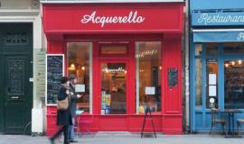 restaurant Acquerello