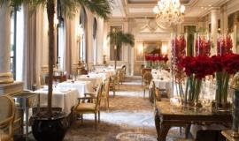 restaurant Le Cinq - Four Seasons Hôtel George V