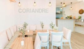 restaurant Coriandreparis
