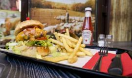 restaurant Le French Burger