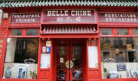 restaurant Belle Chine