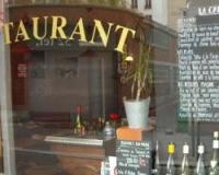 restaurant Bistrot des Faubourgs