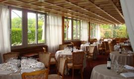 restaurant Pavillon des Princes