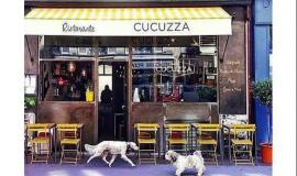 restaurant Cucuzza