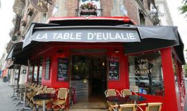 restaurant A la table d'Eulalie