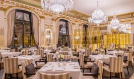 restaurant Le Lobby, The Peninsula Paris
