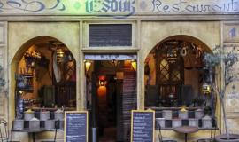 restaurant Le Souk Paris
