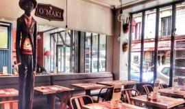 restaurant O'maki Paris