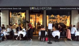 restaurant World Cantine