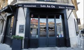 restaurant Les As Os