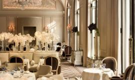 restaurant Le George - Four Seasons Hôtel George V