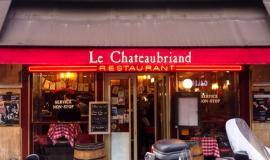 restaurant Le Châteaubriand