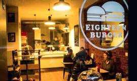 restaurant Eighteen Burger