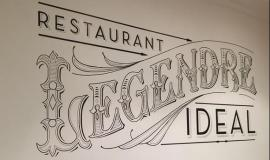 restaurant Legendre Ideal